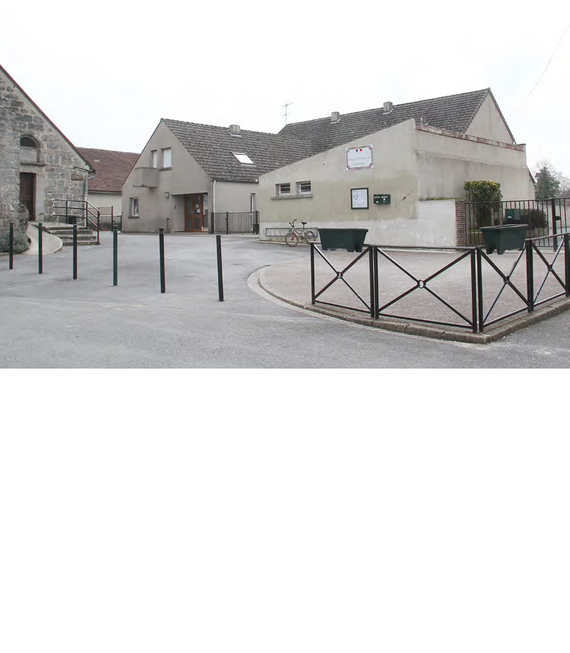 Ouverture d'un centre de loisirs à Villiers- Saint-Georges
