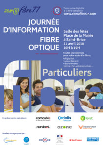 Journée d'information fibre optique