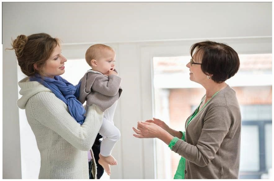 Conférence : Les Transmissions entre parents et professionnelles