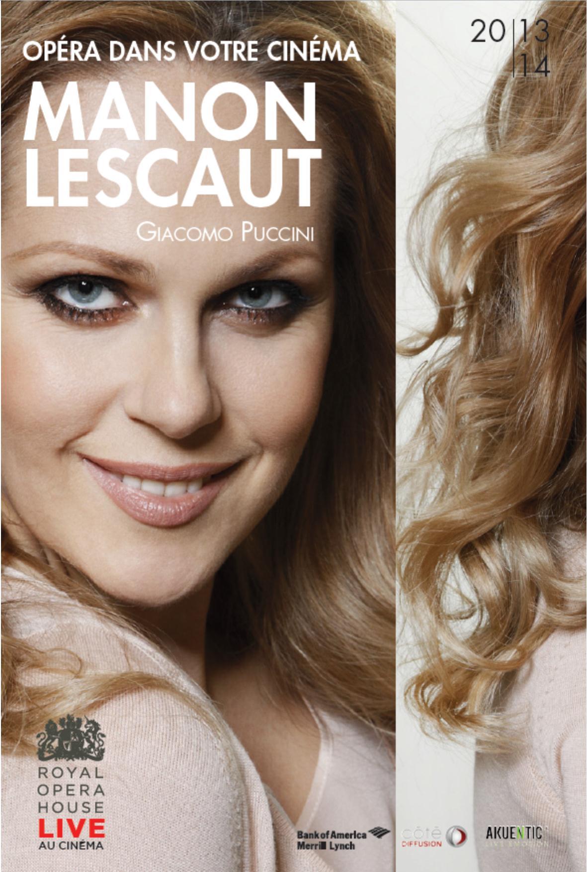 Le Rexy - Opéra Manon Lescaut @ Le rexy