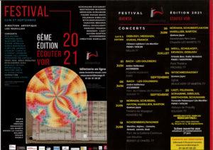 INVENTIO – Festival juin et septembre 2021